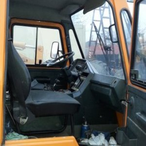 foto extra sweeper/tipper/SUCK Multicar 26