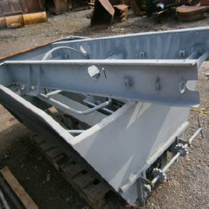 foto FRAME OVERHAUL gritt platform for Multicar